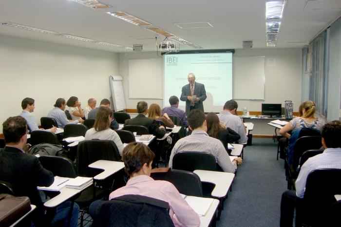 Participantes do curso de Locação de Imóveis