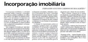 INCORPORAÇÃO IMOBILIÁRIA DIÁRIO DO COMÉRCIO 27-06-15